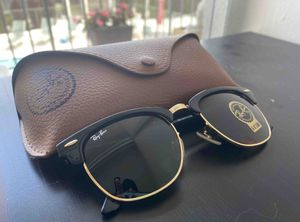 Brand New Authentic RayBan Clubmaster Sunglasses for Sale in Manhattan Beach, CA