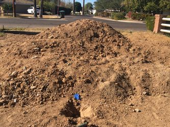 Free Topsoil for Sale in Scottsdale,  AZ