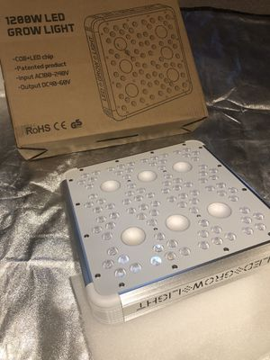 LED Grow Light 1200W Cree COB Led Grow Light Full Spectrum for Indoor Plant Growing with Veg and Bloom Switches for Sale in Warren, MI