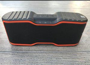 Boom box indoor/outdoor wireless bluetooth speaker waterproof for Sale in Las Vegas, NV
