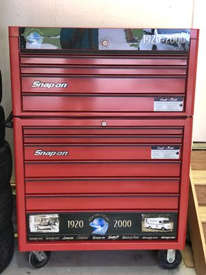Snap On 11 Drawer 80th Anniversary Tool Chest for Sale in South Amherst, OH