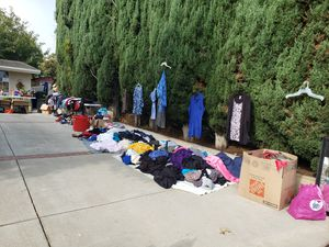 Clothes,bags,electronic and more for Sale in Los Angeles, CA
