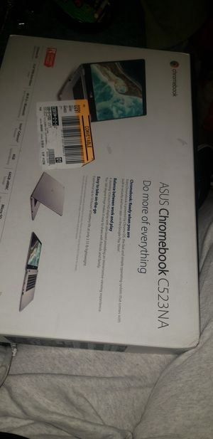 Asus chromebook for Sale in Riverside, CA