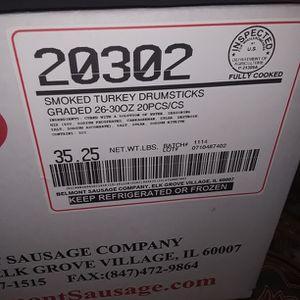 Free Smoke Turkey Legs for Sale in Bell Gardens, CA