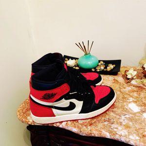 "Jordan ""Bred Toe"" 1 (Size 9) for Sale in Los Angeles, CA"