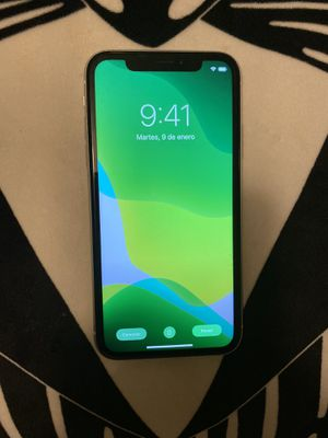 Tmobile white iPhone XR 64GB for Sale in Poinciana, FL