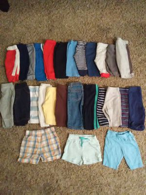 Baby Boy Clothes 0-3 Months for Sale in Murrieta, CA