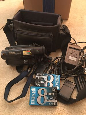 Sony Handy cam Video 8 with Extras for Sale in Mechanicsburg, PA