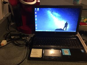 Hp Laptop and charger for Sale in Sarasota, FL