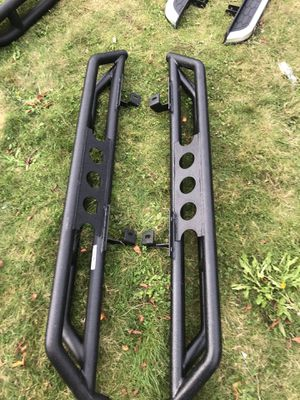 """*New* 56"""" Running Boards / Nerf Bars for Sale in Kent, WA"""