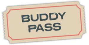 Buddy passes for Sale in Parkville, MD