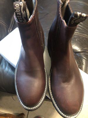 News work boots establo for Sale in Selma, CA