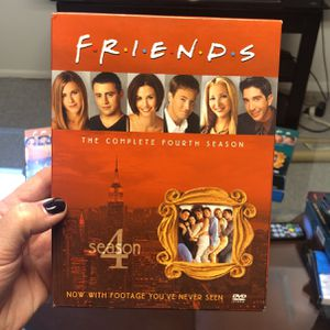 Friends Season 4 DVD Set for Sale in Salt Lake City, UT