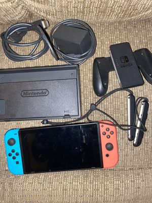 Nintendo switch ! ( stop with the scams) for Sale in Danbury, CT