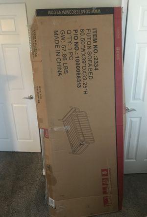 """Unused 6'6"""" Futon for Sale in Austin, TX"""
