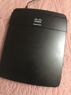 Cisco Linksys E1200 Wireless Router for Sale in Nanuet, NY