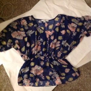 XXI Medium Flowered Dress Or Going Out Wear for Sale in Herndon, VA