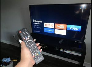 55 in smart tv for Sale in Loganville, GA