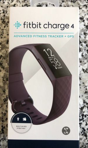 Fitbit Charge 4 advanced fitness tracker for Sale in South Riding, VA