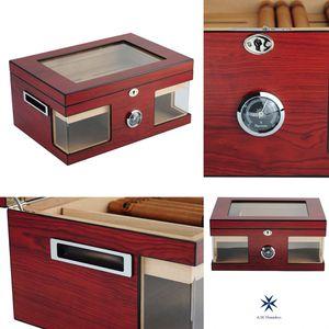 Luxury Cigar Humidor Box ct 100 for Sale in Miami, FL