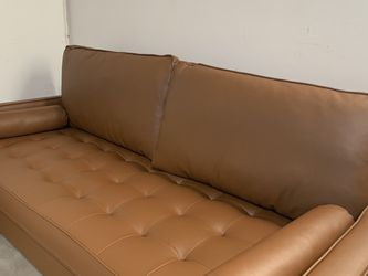 Brown Loveseat for Sale in Rowland Heights,  CA