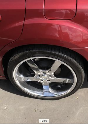 22 inch Chrome Rims for Sale in Clermont, FL