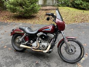 2005 Harley Davidson Dyna FXD for Sale in Southampton Township, NJ