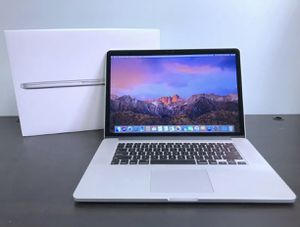 2015 MacBook Pro 15 inch i7 16GB for Sale in Indian Trail, NC