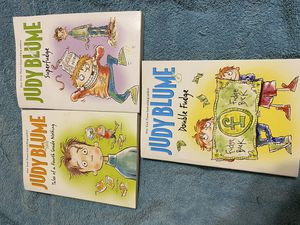 Three Judy Blume books for Sale in Wallingford, CT