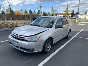 2010 Ford Focus SE FWD for Sale in Tacoma, WA