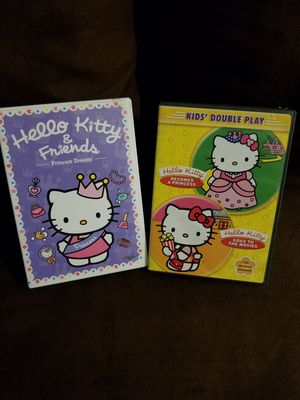 HELLO KITTY DVDS for Sale in Alameda, CA