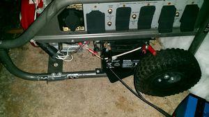 8750 starting Watts 7000 running Watts Black Max electric start Honda generator for Sale in Mount Dora, FL