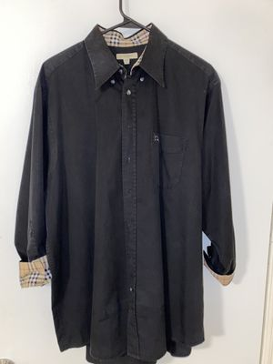 Burberry shirts for Sale in Cypress, TX