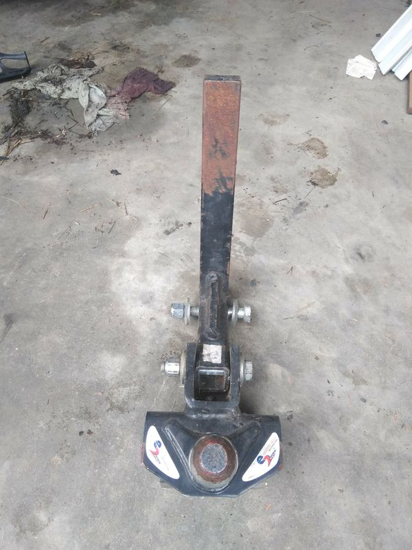 Heavy duty hitch