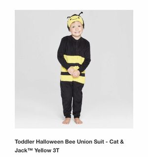 Bee Halloween costume toddler size 3T for Sale in Fontana, CA
