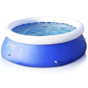8 ft x 30 inch Easy-Set Giant Inflatable Ground Swimming Pool for Sale in Seattle, WA