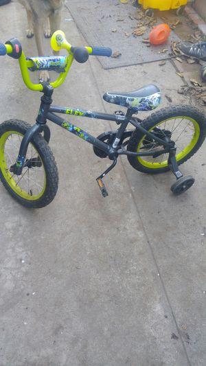 like New garage kept 16 inch kids bike for Sale in El Cajon, CA