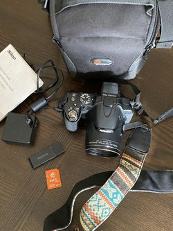 Nikon Coolpix P530 And Accessories for Sale in Pasadena,  CA