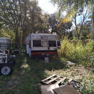 28' Camper Trailer for Sale in Orlando, FL