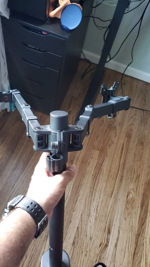 Dual mount monitor arms for Sale in Livermore, CA