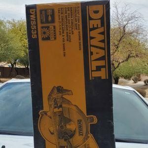 Dewalt DWS535 Saw for Sale in Phoenix, AZ