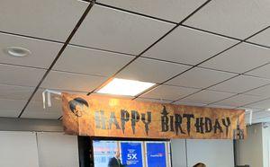 Large Harry Potter Birthday Sign for Sale in Bensalem, PA