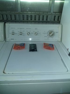 Kenmore Washer works great! Free delivery installation and haul away . Free soap for Sale in Jonesboro, GA