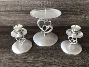 David's Bridal candle holders for Sale in Gainesville, VA