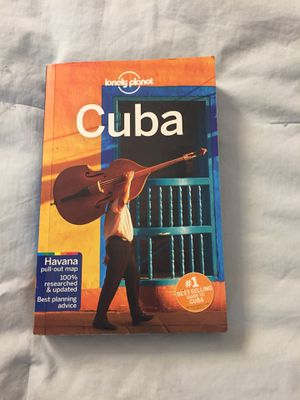 Latest lonely planet Cuba travel guide for Sale in New York, NY
