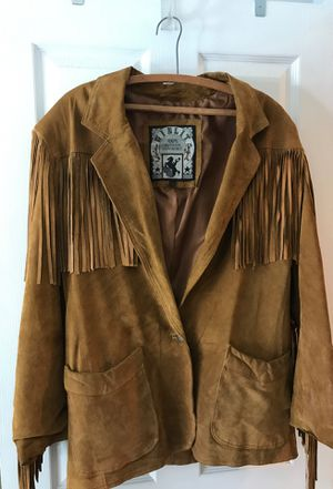 Leather jacket for Sale in Laguna Hills, CA