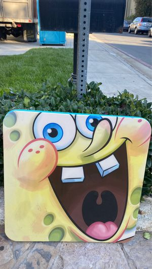 Sponge bob folding table for Sale in Redondo Beach, CA