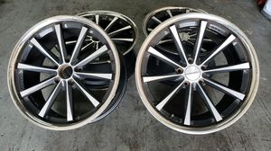 "20"" Staggered Vossen CV1 for Sale in FL, US"