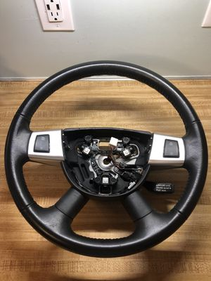 08-2010 Jeep Grand Cherokee OEM Leather Wrapped Steering Wheel for Sale in Concord, NC