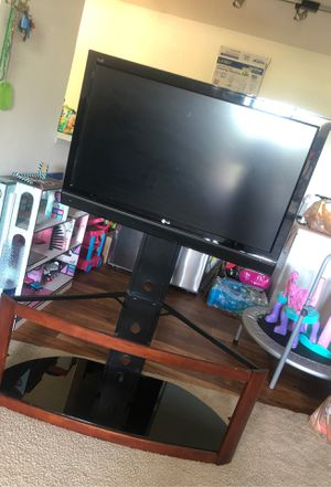Tv and stand for Sale in Nashville, TN
